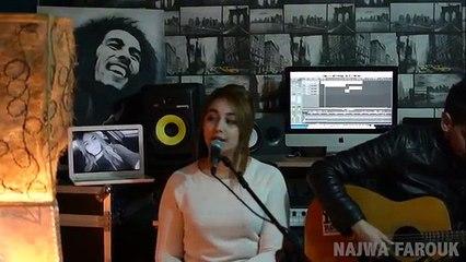 اجمل صوت غنى (موجوع قلبي) بصوت نجوى فاروق   - Najwa Farouk - Cover