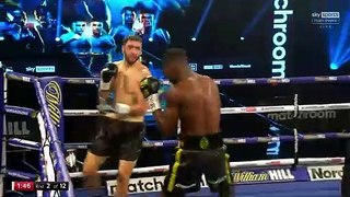 Joshua Buatsi vs Marko Calic (04-10-2020) Full Fight