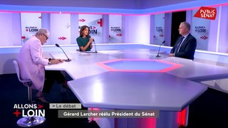 Gérard Larcher réélu Président du Sénat  - Allons plus loin (01/10/2020)