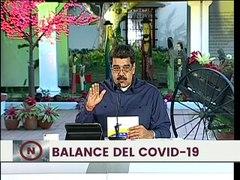 Presidente Maduro aprueba activación de nuevos sectores económicos durante flexibilización 7+7 Plus