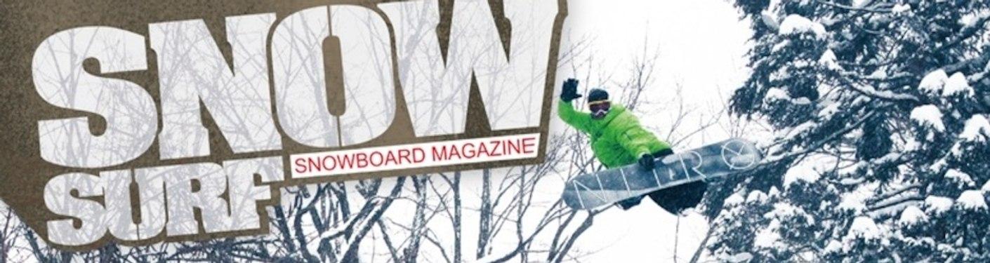 Snowsurf Magazine