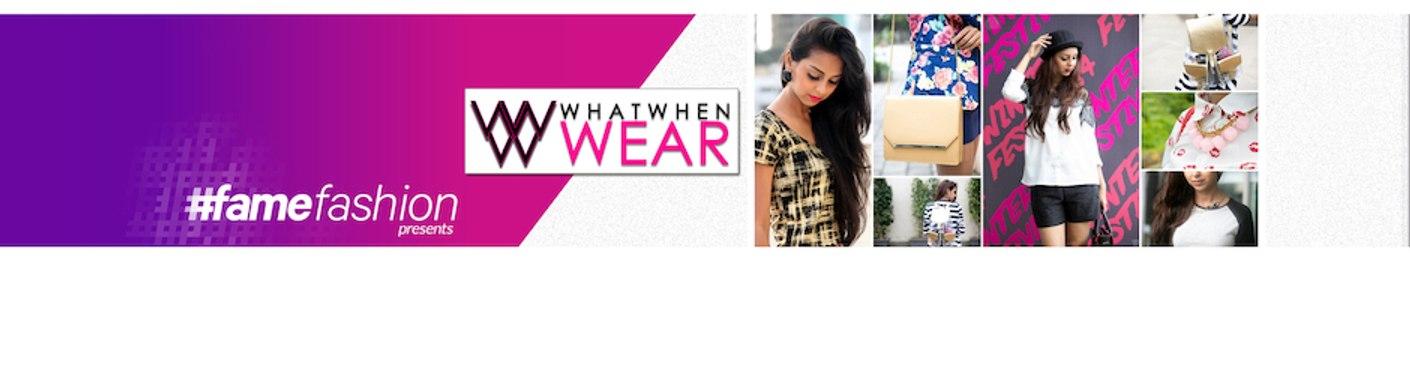 What When Wear