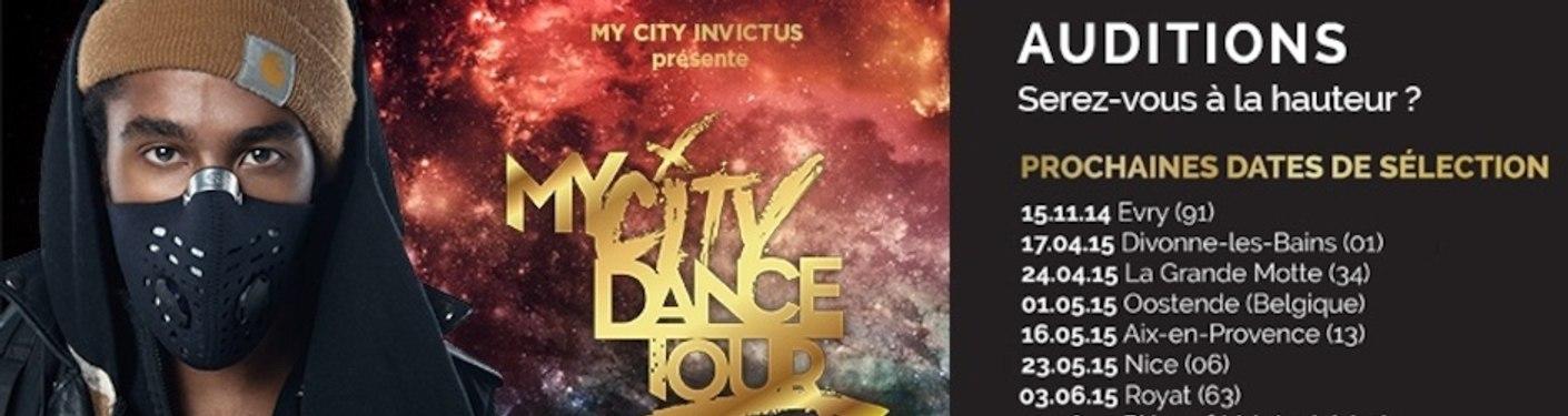 My City Dance Tour - France