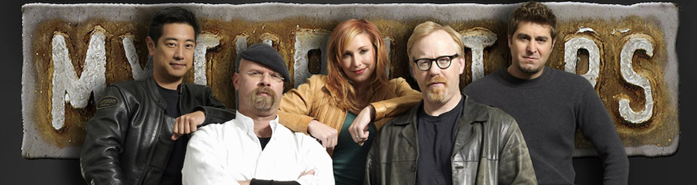 Mythbusters - Official Channel