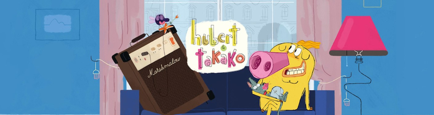 Hubert and Takako