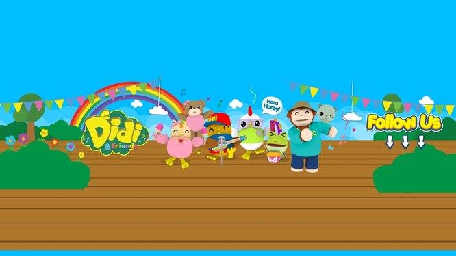 Didi & Friends - Lagu Kanak-Kanak