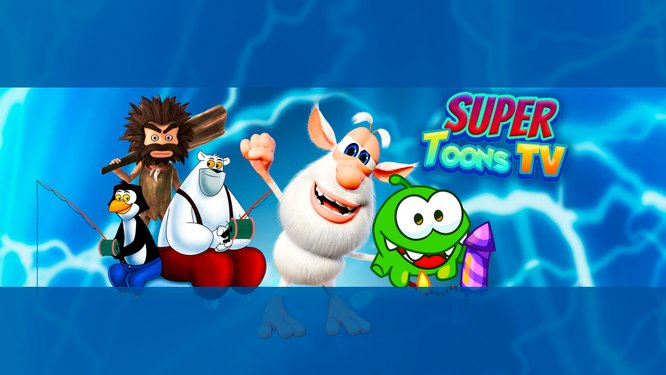 Super Toons TV – Animation for Kids