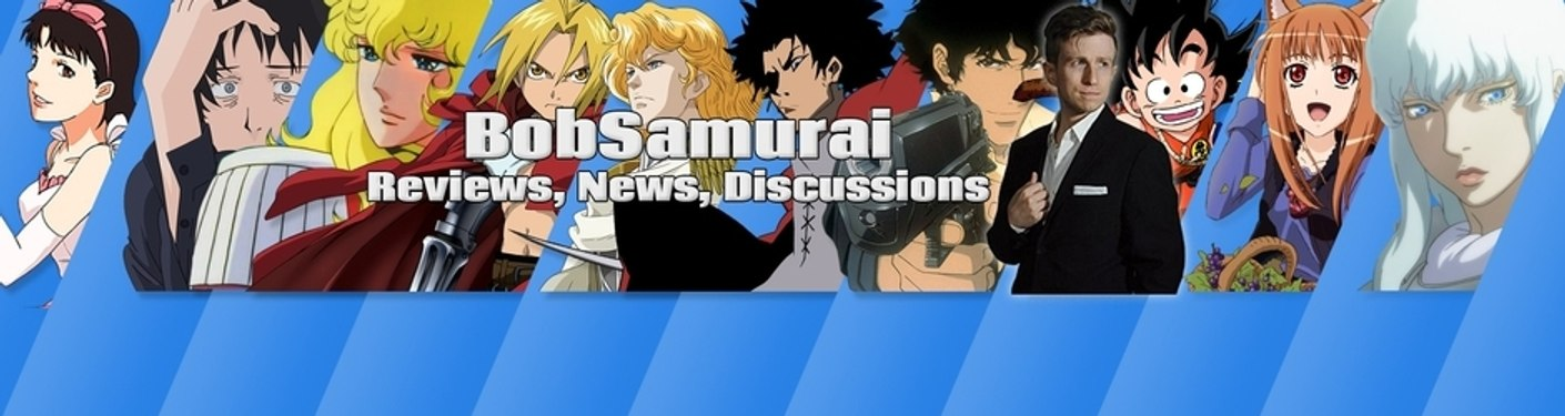 BobSamurai Anime Reviews