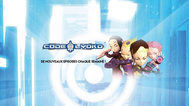 CODE LYOKO OFFICIEL