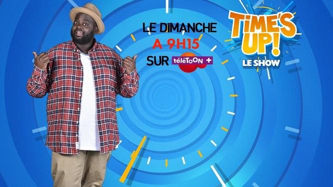 TIME'S UP ! LE SHOW sur TéléTOON+
