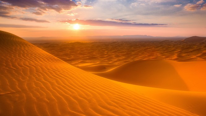 صحرا - Sahra