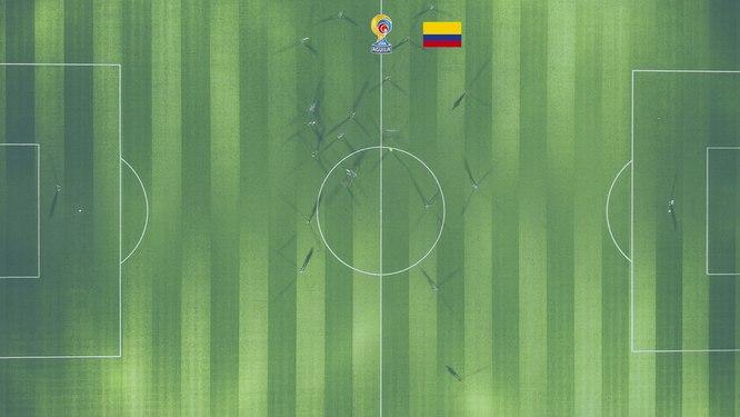 [NSC-ESP] PRIMERA A COLOMBIA