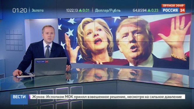 ТуркРу телевидение