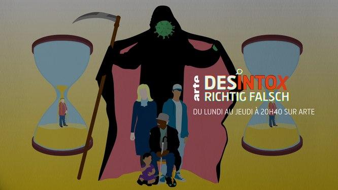 Désintox - Arte - Liberation