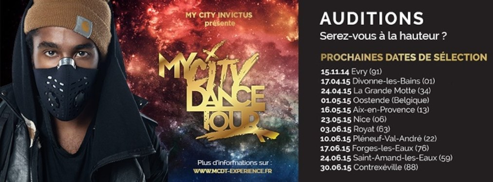 My City Dance Tour - France