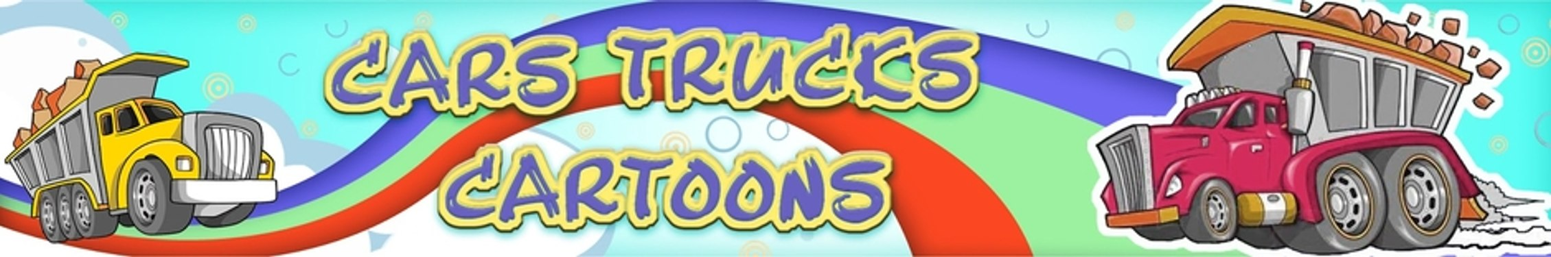 Cars Trucks Cartoons