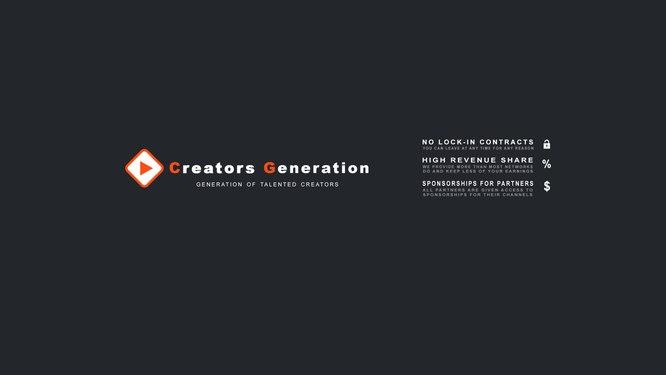 Creators Generation MCN