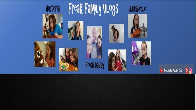 Freak Family Vlogs