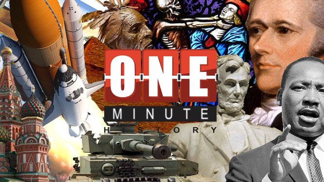 One Minute History