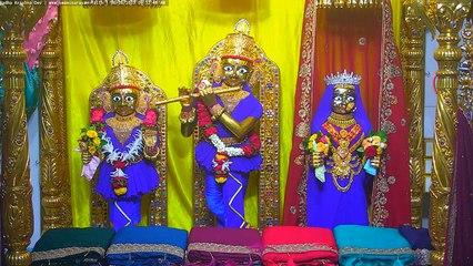 Bhuj Mandir Radha Krishna Dev Live Darshan