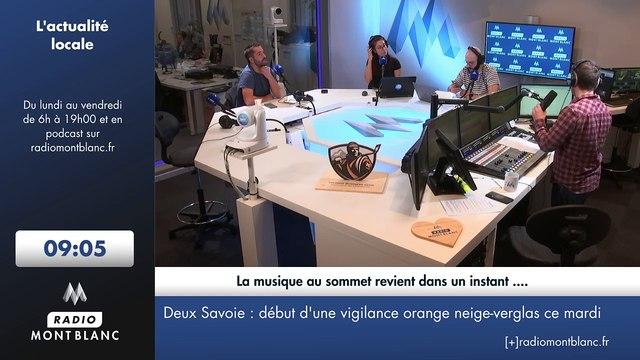 Radio Mont Blanc Live