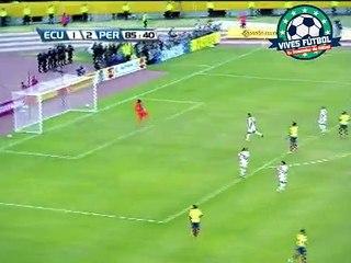 Perú vs. Ecuador EN VIVO