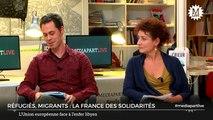 Mercredi 4 octobre, «En direct de Mediapart»: cette France solidaire avec les migrants
