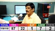 Telangana Election Result 2018: Live Updates