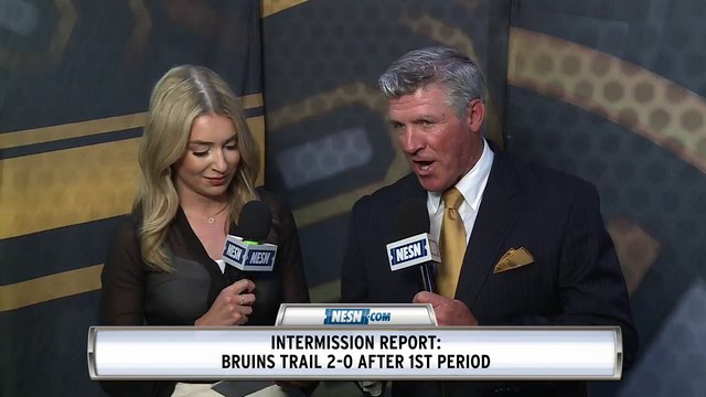 Bruins vs. Blues Stanley Cup Game 7 1st Intermission Report