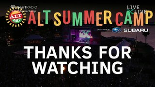 Watch Of Monsters And Men, Walk The Moon, Phantogram and more live from ALT 98.7's Summer Camp 2019!