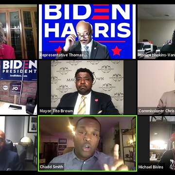 Make It Happen Monday - African Americans for Biden