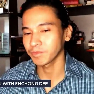 Rappler Talk: Enchong Dee talks creativity, hope, and the importance of kindness