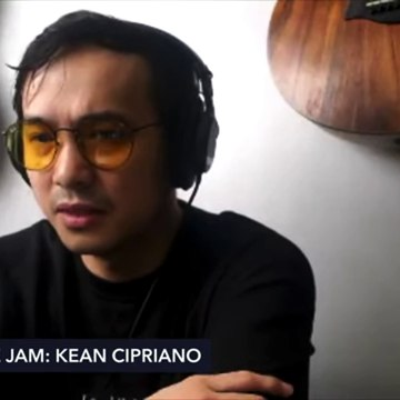 Rappler Live Jam: Kean Cipriano
