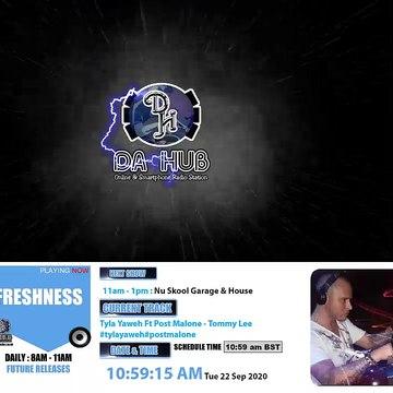 Da Hub Radio - LIVE