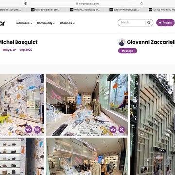 Inside Fashion's Switch to Green Electricity! WindowsWear LIVE! www.windowswear.com