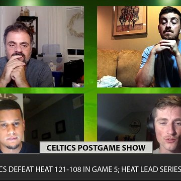 Celtics vs Heat Game 5 LIVE Postgame Show