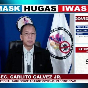 Laging Handa public briefing   Thursday, January 21