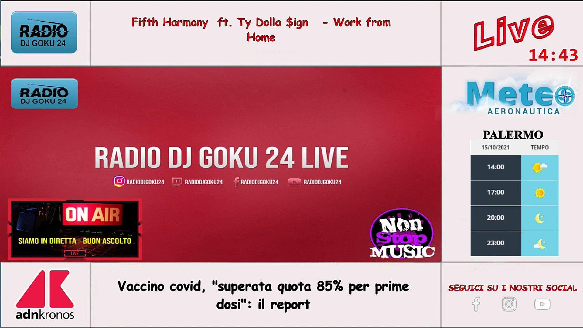 Radio Dj Goku 24 Live