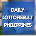 Daily Lotto Result Today