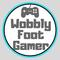 Wobbly foot gamer
