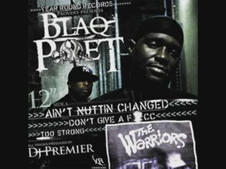 BLAQ POET ft MC Eiht & Young Maylay - Ain't Nuttin Changed (