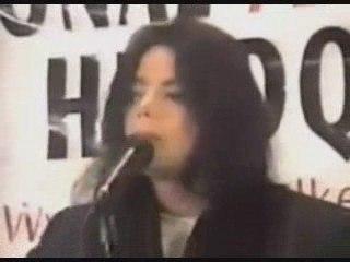 Michael Jackson un homme noir furieux