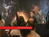Transformers 2 la revanche MEGAN FOX, SHIA LABEOUF interview press conference Paris & photos