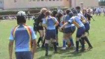 Marseille Vitrolles Rugby saison 2008/2009 Benjamins