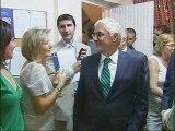 Barreda visita Manos Unidas en Albacete