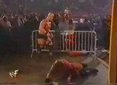 Triple H vs Mankind vs Stone Cold 2/3 Summerslam 1999