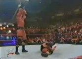 Triple H vs Mankind vs Stone Cold 3/3 Summerslam 1999