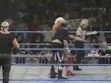 Ric Flair/Lex Luger vs. Terry Funk/Dustin Rhodes
