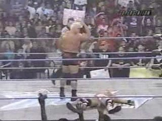Kevin Nash vs. Jeff Jarrett vs. Scott Steiner-WCW Title