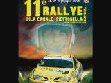 11 eme Rallye de Pila Canale